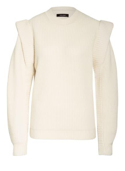 ISABEL MARANT Pullover mit Cashmere, Farbe: ECRU (Bild 1)