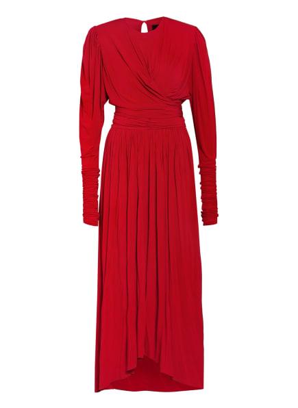 ISABEL MARANT Kleid JUCIENNEA, Farbe: DUNKELROT (Bild 1)