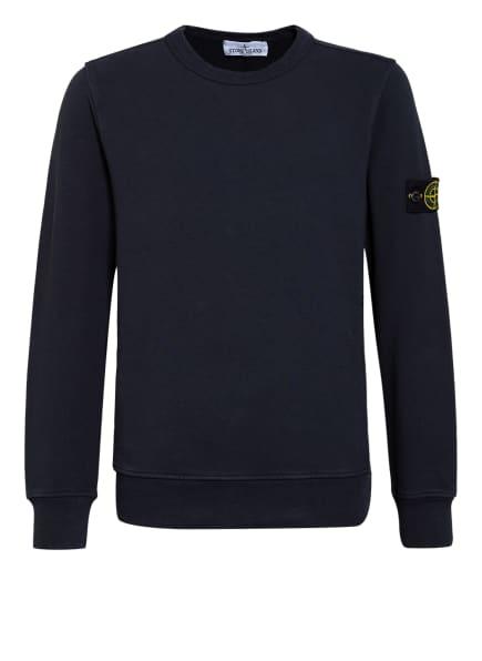 STONE ISLAND JUNIOR Sweatshirt, Farbe: DUNKELBLAU (Bild 1)