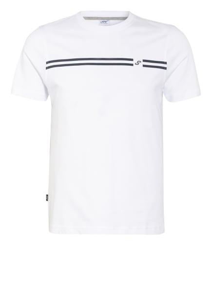 JOY sportswear T-Shirt JASPER, Farbe: WEISS (Bild 1)