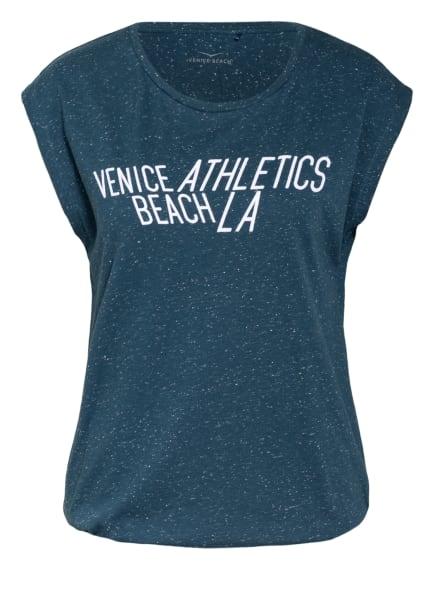 VENICE BEACH T-Shirt WONDER, Farbe: PETROL (Bild 1)