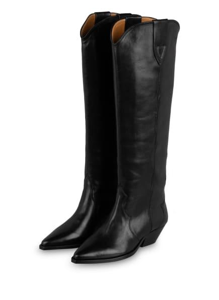 ISABEL MARANT Cowboy Boots, Farbe: SCHWARZ (Bild 1)