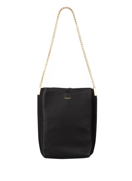 SAINT LAURENT Hobo-Bag, Farbe: SCHWARZ (Bild 1)
