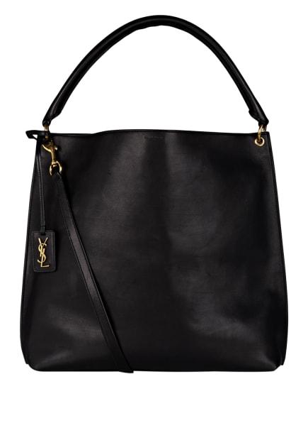 SAINT LAURENT Hobo-Bag mit Pouch, Farbe: SCHWARZ (Bild 1)