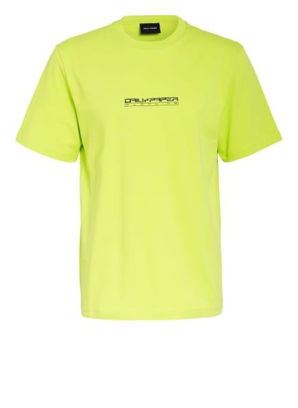 DAILY PAPER T-Shirt JORACI, Farbe: HELLGRÜN (Bild 1)