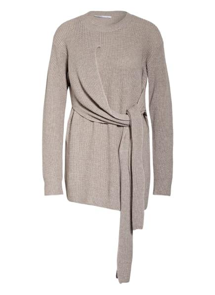 AGNONA Pullover mit Cashmere, Farbe: BEIGE (Bild 1)