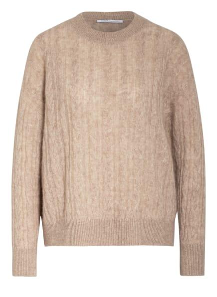 AGNONA Pullover aus Cashmere, Farbe: BEIGE (Bild 1)