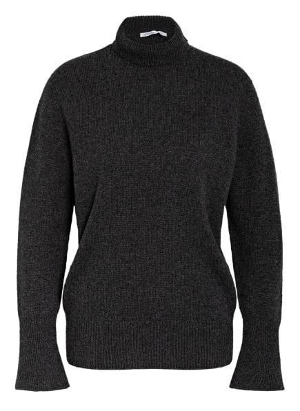AGNONA Cashmere-Pullover, Farbe: DUNKELGRAU (Bild 1)