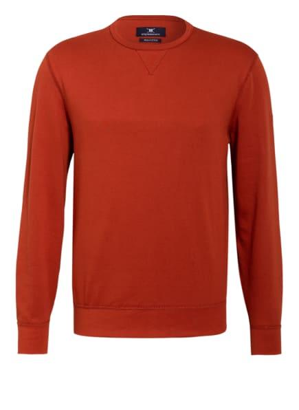 STROKESMAN'S Sweatshirt , Farbe: DUNKELORANGE (Bild 1)