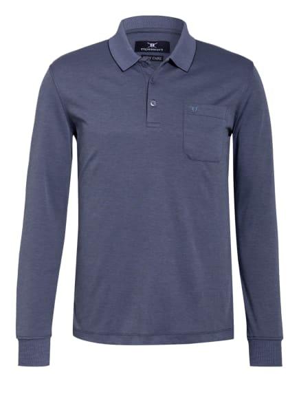 STROKESMAN'S Jersey-Poloshirt Regular Fit, Farbe: HELLBLAU (Bild 1)