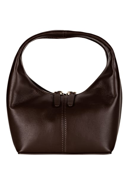 FRENZLAUER Handtasche PANIER MINI, Farbe: DUNKELBRAUN (Bild 1)