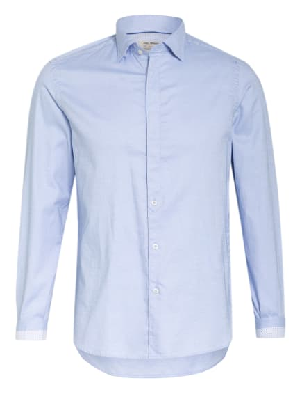 FIL NOIR Hemd SIRENTE Shaped Fit, Farbe: HELLBLAU (Bild 1)