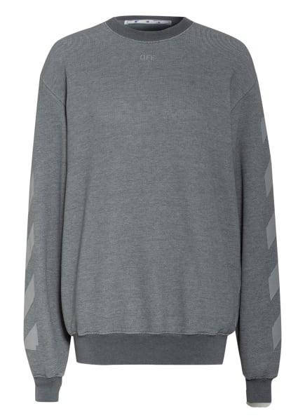 OFF-WHITE Sweatshirt, Farbe: GRAU (Bild 1)