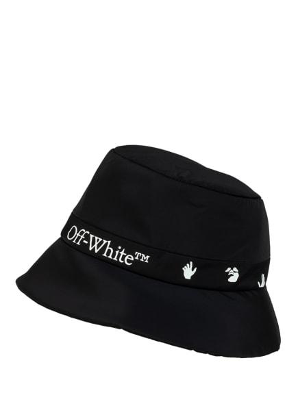 OFF-WHITE Bucket-Hat, Farbe: SCHWARZ/ WEISS (Bild 1)