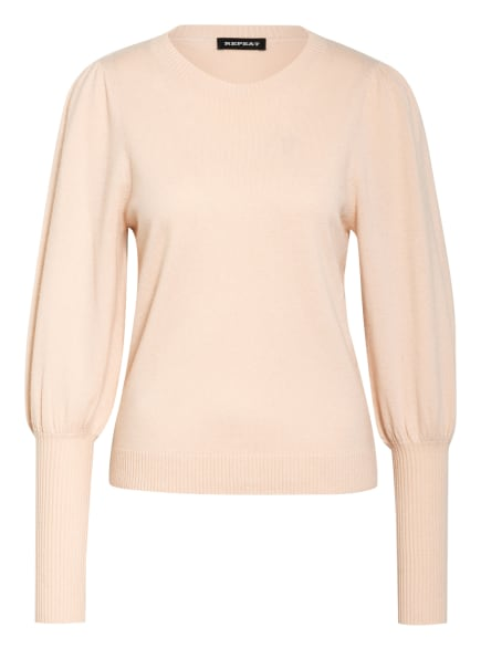 REPEAT Pullover, Farbe: HELLORANGE (Bild 1)