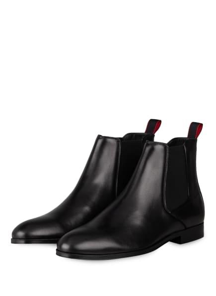 HUGO Chelsea-Boots BOHEM CHEB, Farbe: SCHWARZ (Bild 1)