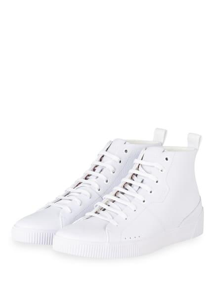 HUGO Hightop-Sneaker ZERO, Farbe: WEISS (Bild 1)