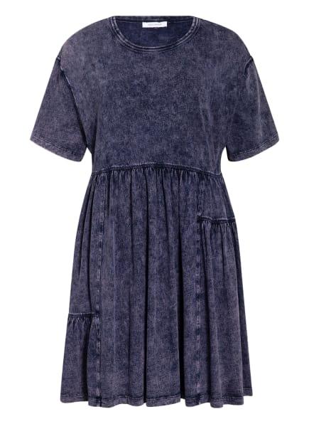 NINETY PERCENT Oversized-Kleid, Farbe: DUNKELLILA (Bild 1)