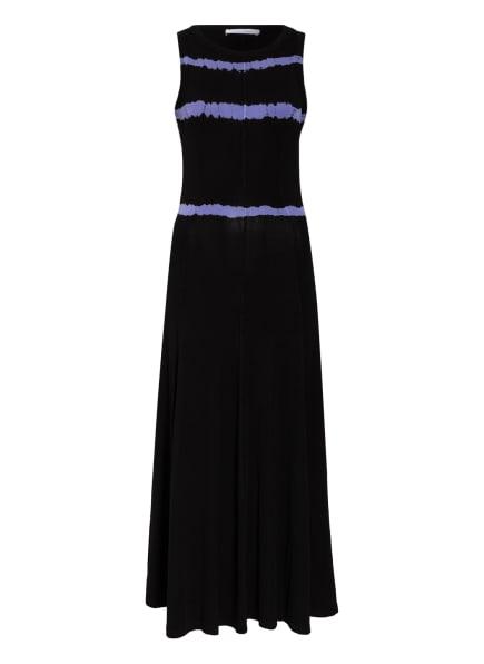 NINETY PERCENT Kleid, Farbe: SCHWARZ/ HELLLILA (Bild 1)