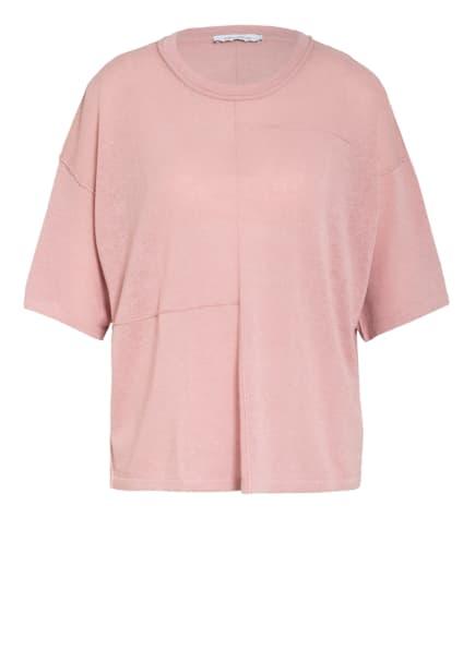 NINETY PERCENT Oversized-Strickshirt, Farbe: ROSÉ (Bild 1)