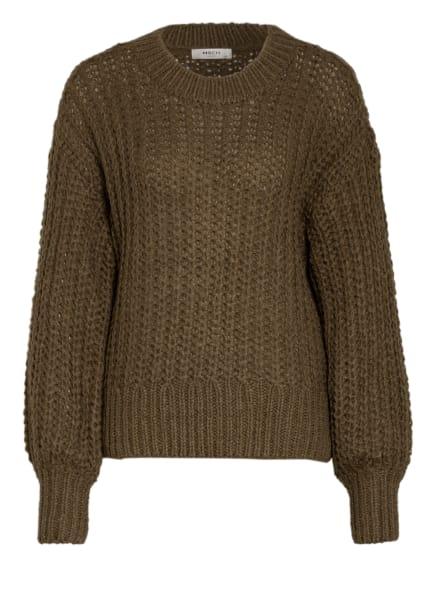 MOSS COPENHAGEN Pullover CELENA HEIDI, Farbe: OLIV (Bild 1)