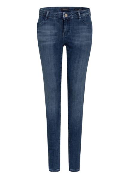 SCOTCH R'BELLE Jeans LA MILOU Super Skinny Fit, Farbe: BLAU (Bild 1)