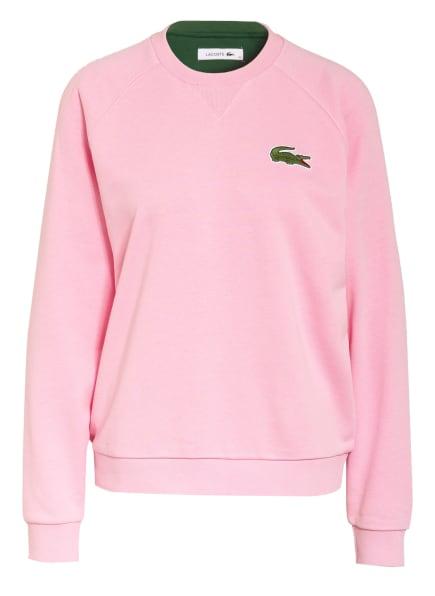 LACOSTE Sweatshirt, Farbe: ROSA (Bild 1)