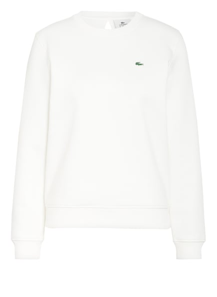 LACOSTE L!VE Sweatshirt, Farbe: WEISS (Bild 1)