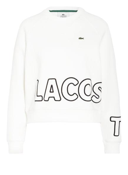 LACOSTE L!VE Sweatshirt , Farbe: WEISS (Bild 1)