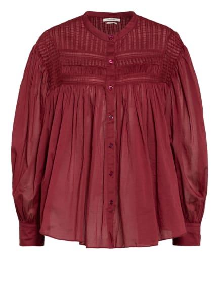 ISABEL MARANT ÉTOILE Bluse PLALIA, Farbe: ROT (Bild 1)