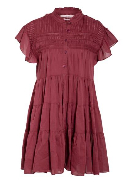ISABEL MARANT ÉTOILE Kleid LANIKAYE, Farbe: DUNKELROT (Bild 1)