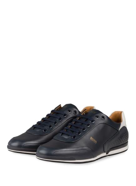 BOSS Sneaker SATURN, Farbe: DUNKELBLAU/ WEISS (Bild 1)