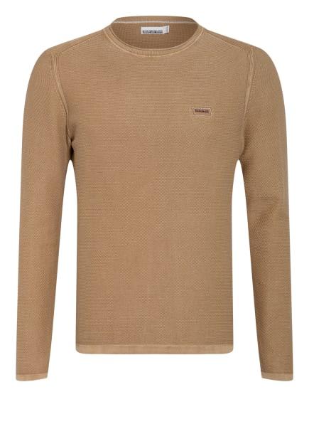 NAPAPIJRI Pullover , Farbe: BEIGE (Bild 1)