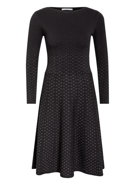 BOSS Kleid FAMME mit Glitzergarn, Farbe: SCHWARZ (Bild 1)