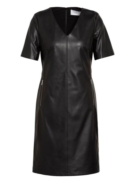 BOSS Kleid DALEGY in Lederoptik , Farbe: SCHWARZ (Bild 1)