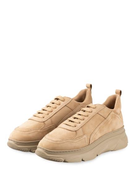 COPENHAGEN Plateau-Sneaker, Farbe: BEIGE (Bild 1)