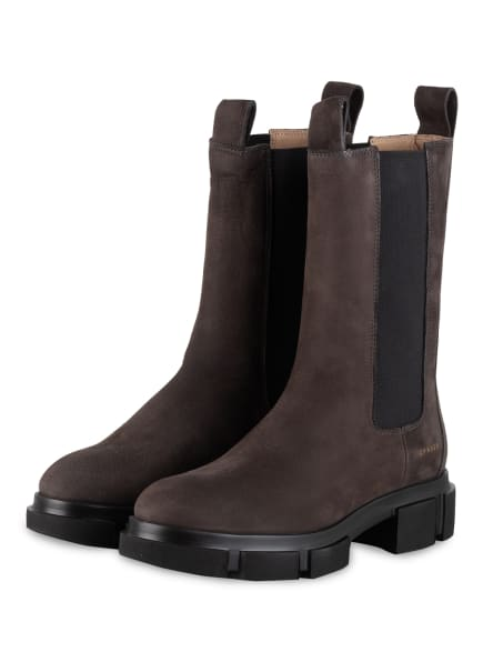 COPENHAGEN Chelsea-Boots, Farbe: DUNKELBRAUN (Bild 1)