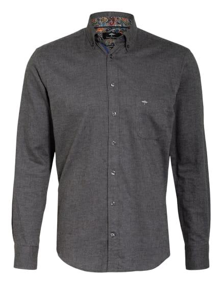 FYNCH-HATTON Hemd Casual Fit, Farbe: DUNKELGRAU (Bild 1)