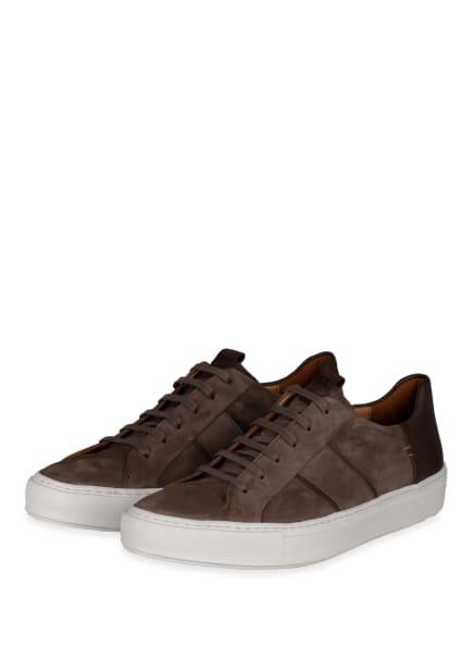 LLOYD Sneaker ASSAM, Farbe: DUNKELBRAUN (Bild 1)