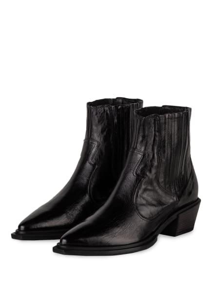 KENNEL & SCHMENGER Cowboy Boots IVA, Farbe: SCHWARZ (Bild 1)