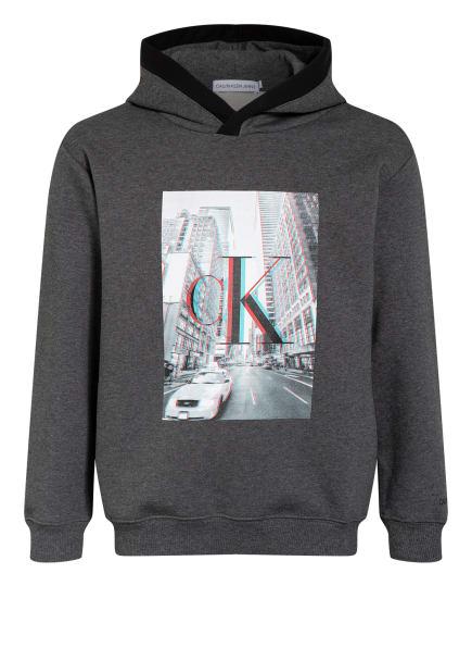Calvin Klein Hoodie , Farbe: GRAU (Bild 1)