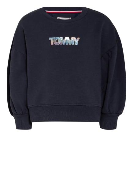 TOMMY HILFIGER Pullover, Farbe: DUNKELBLAU (Bild 1)