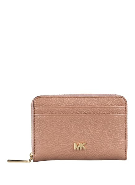 MICHAEL KORS Geldbörse MONEY PIECES , Farbe: 244 DARK FAWN (Bild 1)