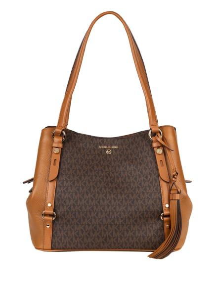 MICHAEL KORS Handtasche CARRIE, Farbe: 252 BRN/ ACORN (Bild 1)