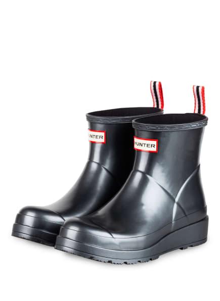 HUNTER Gummi-Boots ORIGINAL PLAY, Farbe: DUNKELGRAU (Bild 1)