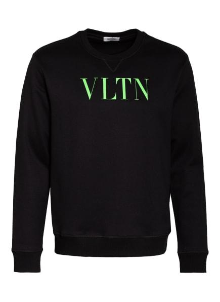 VALENTINO Sweatshirt VLTN, Farbe: SCHWARZ (Bild 1)