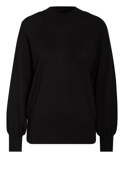 LUISA CERANO Pullover, Farbe: SCHWARZ (Bild 1)