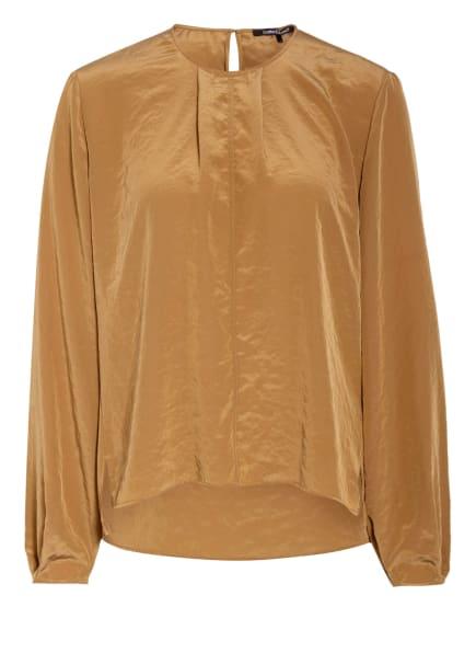 LUISA CERANO Blusenshirt, Farbe: DUNKELGELB (Bild 1)