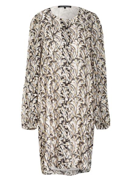 LUISA CERANO Kleid, Farbe: CREME/ SCHWARZ/ GOLD (Bild 1)