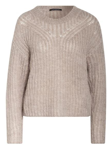 LUISA CERANO Pullover, Farbe: HELLBEIGE (Bild 1)